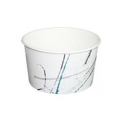 Petit Pot à glace en carton